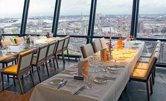 Euromast-Restoran