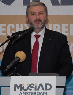 MÜSİAD Genel Başkanı Abdurahman Kaan[3463]