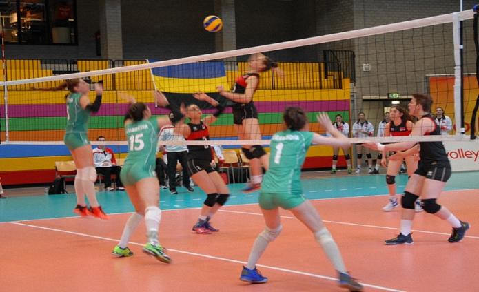 2017 CEV U18 Bayanlar Avrupa Voleybol _ampiyonas_ Finall eri Arnhem(1)