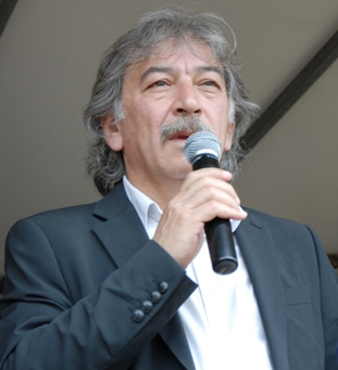 Arnhem Hoca Ahmed Yesevi Kültür ve Eğitim Merkezi başkanı İbrahim Günay,